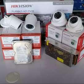 Kamera CCTV 2 Megafixel harga hemat plus pasang