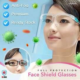 Faceshield frame kacamata