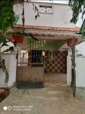 2 BHK House individual rental