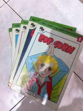 Popcorn, Yoko Shoji