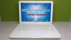 Macbook White 13 Inch Unibody Mid 2010 MC516 RAM 4GB SSD 120GB