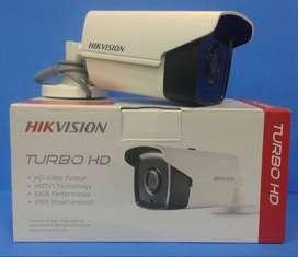 Hikvision camera 2mp sangat jelas & tajam siap pantau hp anda