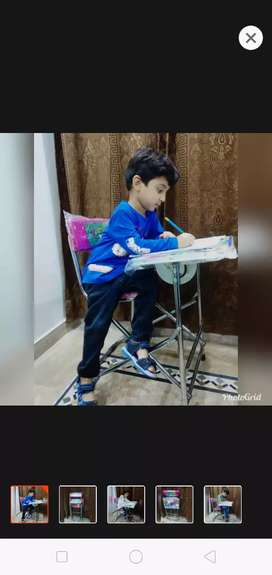 Baby study table and eating