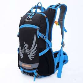 CLEVER BEES Tas Ransel Gunung Hiking Waterproof 18L L37