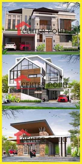 Desain Arsitek Gambar RAB IMB Kontraktor Rumah di Kotamobagu