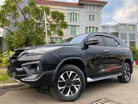 Fortuner 2.4 VRZ TRD 2018 Nik18 Black Km20rb PBD #AUTOHIGH #MUST HAVE