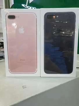 Iphone 7 plus 128 gb new ibox (Bisa cash dan cicilan(