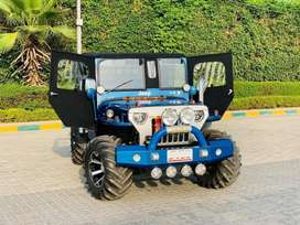 Jain modified Jeep available On Order_Book Now_Delivered all india