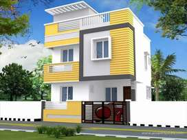 Duplex House Available For Sale