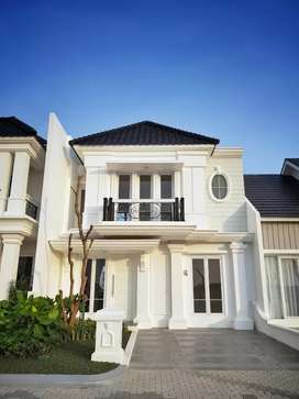 Rumah mewah Palembang