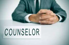 Required experienced counceler (feemale)