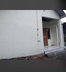 Dikontrakkan Rumah di Cepit Pendowoharjo Tembi