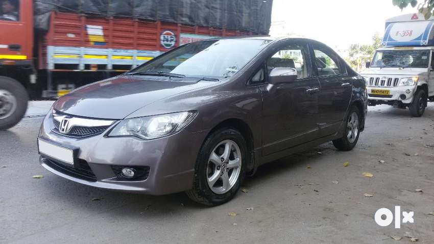 Honda Civic 1.8V AT, 2012, Petrol 0