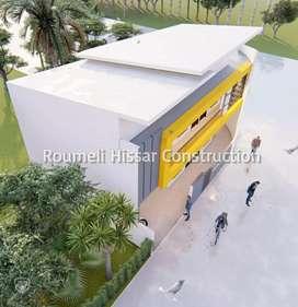 Jasa Konstruksi Bangunan Terbaik dan Profesional di Kota Solok