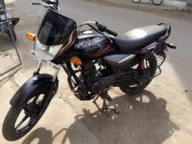 Bajaj paltina without self