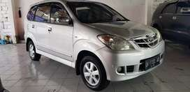 Avanza G MT 2011 Silver Asli Bali Jok Kulit Service Recod Toyota