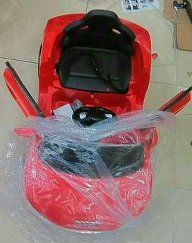 Brand new battery operated car