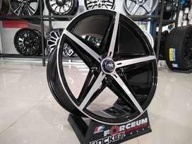 HSR BECO ring 18x8/9 for mercedes civic crv accord dll