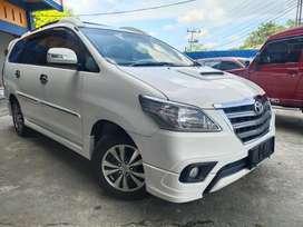 Toyota kijang Innova g luxury 2.0 2015 mt