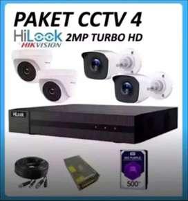 Cctv full set murah dan bergaransi siap pasang
