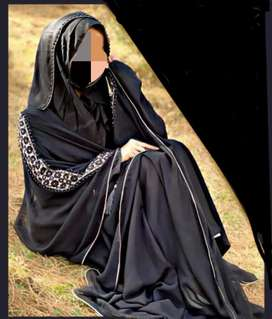 Abaya and Scarf Point