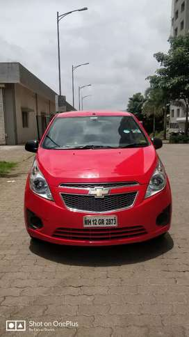 Chevrolet Beat Showroom condition car