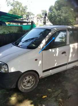 Hyundai Santro 2008 Petrol Good Condition