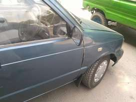 Mehran model2008 Registered 2010  Islamabad  in Lahore