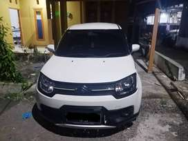 IGNIS SPORT EDITION M/T 2018(LIMITED EDITION) KONDISI NORMAL PEMAKAIAN