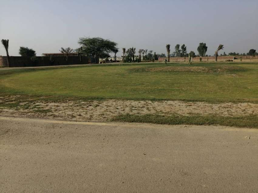 7 MINTS AWAY FROM DHA PHASE 72 KANAL FARM HOUSE LAND BEDIAN ROAD 0