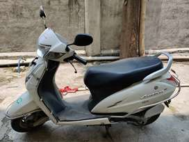 White Activa 3g -2017 model for sell in Wakad, Pune