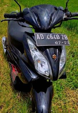 Suzuki SkyWave NR Night Rider II 125cc ISTIMEWA