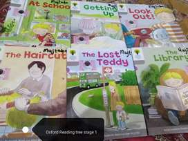 Oxford Reading tree stage 1