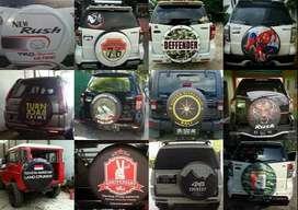Cover/Sarung Ban Terios/Jimny/Ford Ecosport/Rush/Terpercaya pesan seka