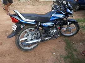 Old bike sale 70% tyre new condition