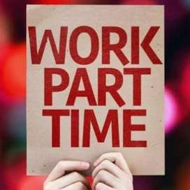 Work from home, earn money, and short time