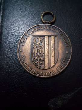 Old german special service Medal