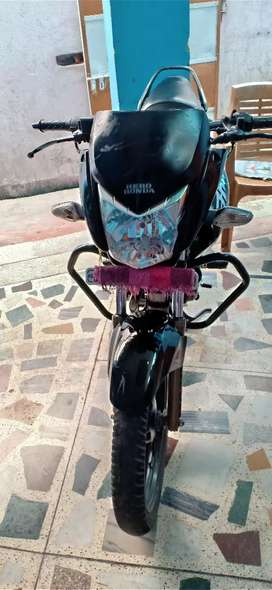 Hunk for sell in good condition bike