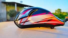 Hero HF/CD deluxe Petrol Tank