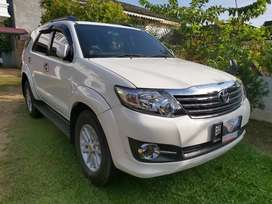 Toyota All New Fortuner G 2012