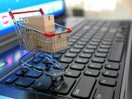 E-commerce department,
