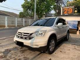 ANTIKK LOW Km Honda CRV 2.4 AT Putih 2011 warna langka Sangat TERAWAT