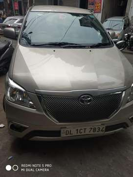 Toyota Innova 2015 Diesel Good Condition
