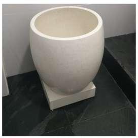 Jual bak mandi teraso minimalis unik dan elegan free ongkir