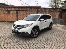 Honda CR-V 2.4 AT 2014 Putih