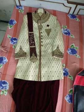 Men's Wedding Dress/ Sherwani