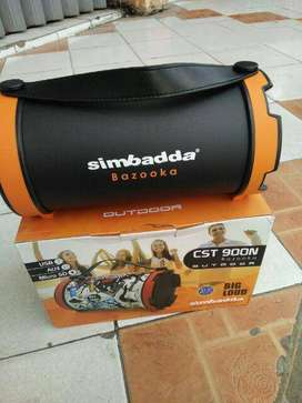 speaker portable simbadda cst900n bluetooth