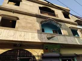 HOUSE FOR RENT AT DELHA BUS STAND