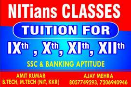 MATHS TEACHER FOR 10th BOARD CLASSES, SSC AND BANKING APTITUDE.