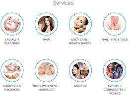 Beauty Services at your HOME (only for LADIES)